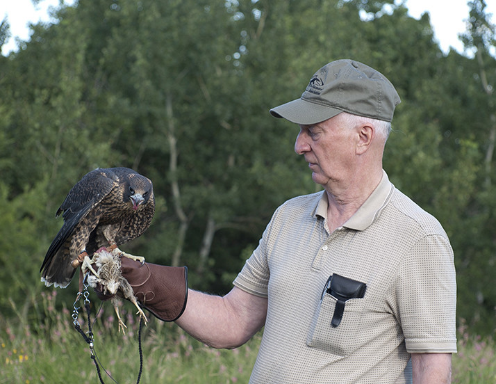 Member Profile: Wildlife Photographer Larry Going (1/6)