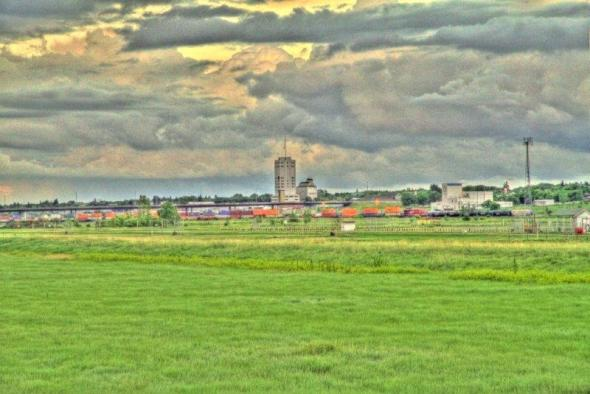 1st HDR Image