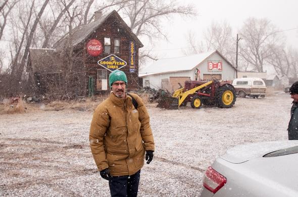 On March 22nd, 2015 Mike Stobbs organized a field trip to Bob Jones' Farm.