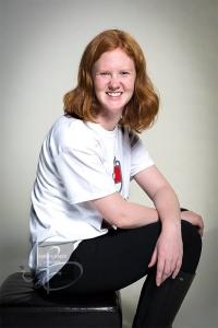 Portrait of me courtesy of Jennifer Baker