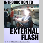external-flash-photography