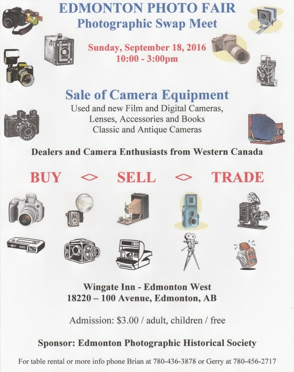2016 Photo Fair Flyer 50%